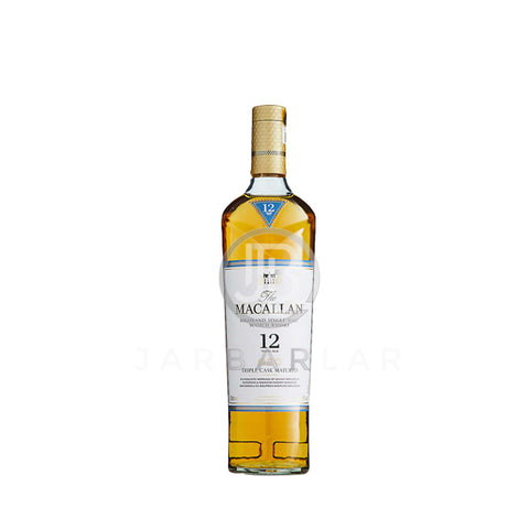Macallan 12 Years Triple Cask 700ml-Whisky-jarbarlar-alcohol_delivery-wine_and_spirit_jarbarlar