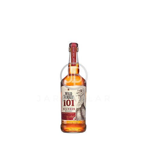 Wild Turkey 8 Year 101 Proof 700ml-Whisky-jarbarlar-alcohol_delivery-wine_and_spirit_jarbarlar
