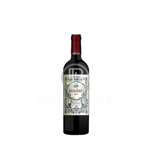 Bolero Vin De Rouge Merlot 750ml-France-jarbarlar-alcohol_delivery-wine_and_spirit_jarbarlar