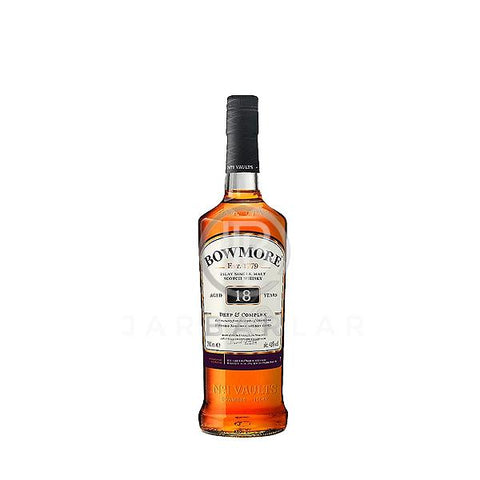 Bowmore 18 Year Deep & Complex 700ml-Whisky-jarbarlar-alcohol_delivery-wine_and_spirit_jarbarlar