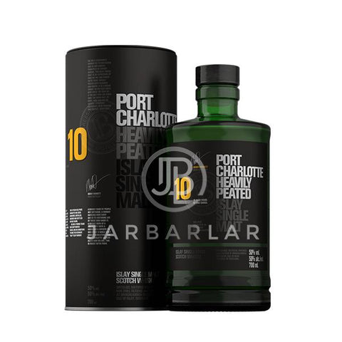 Bruichladdich Port Charlotte 10 Year 700ml-Whisky-jarbarlar