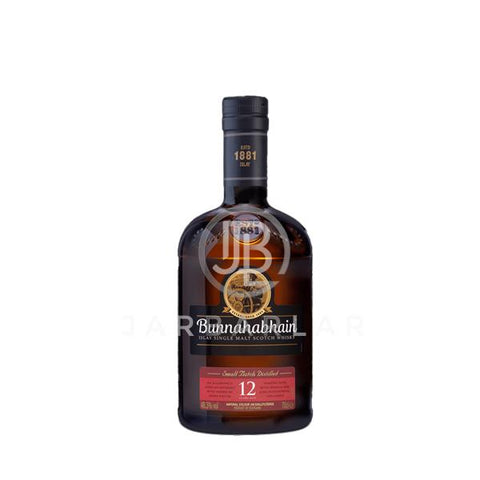 Bunnahabhain 12 Year 700ml-Whisky-jarbarlar