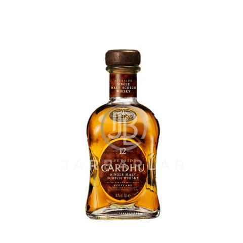 Cardhu 12 Year 700ml-Whisky-jarbarlar-alcohol_delivery-wine_and_spirit_jarbarlar