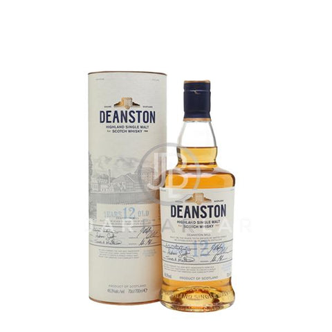 Deanston 12 Year 700ml-Whisky-jarbarlar