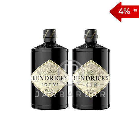Double Hendrick's Gin 2x700ml-jarbarlar-alcohol_delivery-wine_and_spirit_jarbarlar