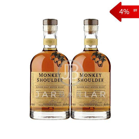 Double Monkey Shoulder 700ml-jarbarlar