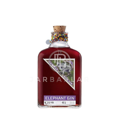Elephant Sloe Gin 500ml-Gin-jarbarlar-alcohol_delivery-wine_and_spirit_jarbarlar