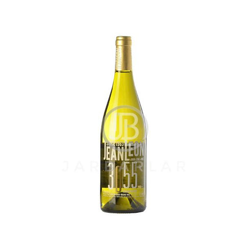 Jean Leon 3055 Chardonnay 750ml-Spain-jarbarlar-alcohol_delivery-wine_and_spirit_jarbarlar