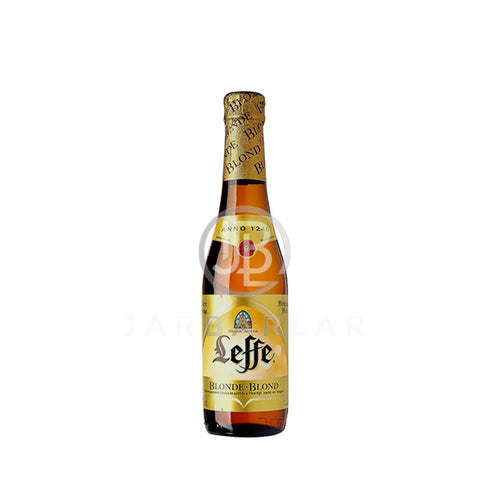 Leffe Blond Beer Bottle 24x330ml | Beer Cider | Jarbarlar-Beer-jarbarlar