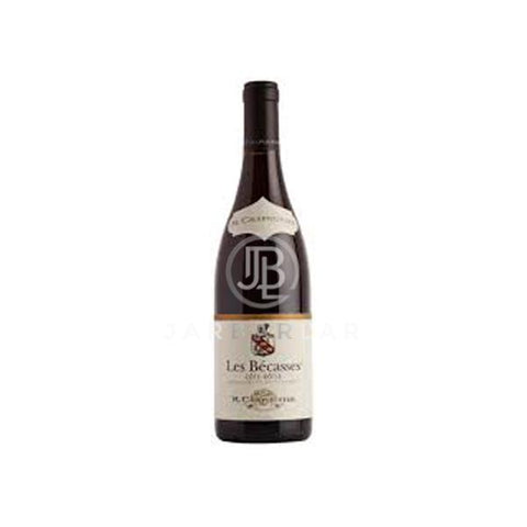 M.chapoutier Cote-Rotie Les Becasses 750ml-France-jarbarlar-alcohol_delivery-wine_and_spirit_jarbarlar