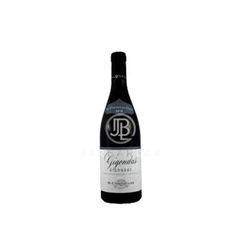 M.chapoutier Gigondas 750ml-France-jarbarlar-alcohol_delivery-wine_and_spirit_jarbarlar