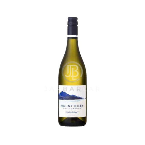 Mount Riley Chardonnay 750ml-New Zealand-jarbarlar
