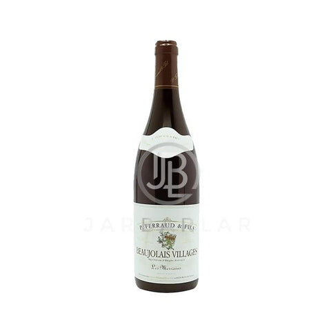 Pierre Ferraud & Fils Beaujolais-Villages Les Merrains 750ml-France-jarbarlar-alcohol_delivery-wine_and_spirit_jarbarlar