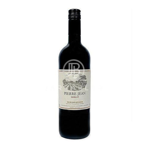 Pierre Jean Merlot 750ml-France-jarbarlar
