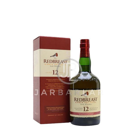 Redbreast 12 Year 700ml-Whisky-jarbarlar-alcohol_delivery-wine_and_spirit_jarbarlar