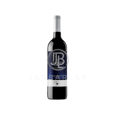 Torres Celeste Crianza Ribera Del Duero 750ml-Spain-jarbarlar-alcohol_delivery-wine_and_spirit_jarbarlar