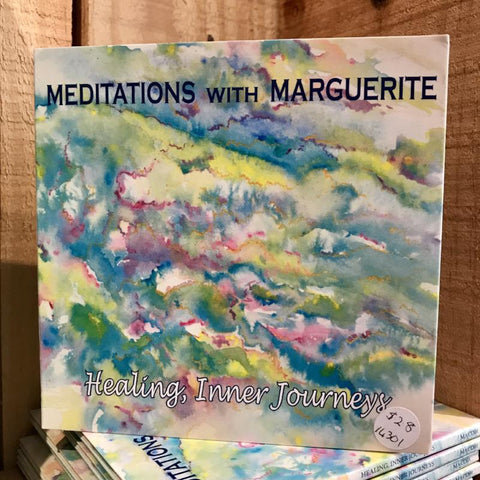 Marguerite Aberle -  Meditation CD