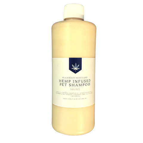 Blackwood Hemp - Hemp Infused Pet Shampoo