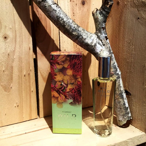 Hand crafted perfume. Wildflowers of Western Australia. Eau de toilette.