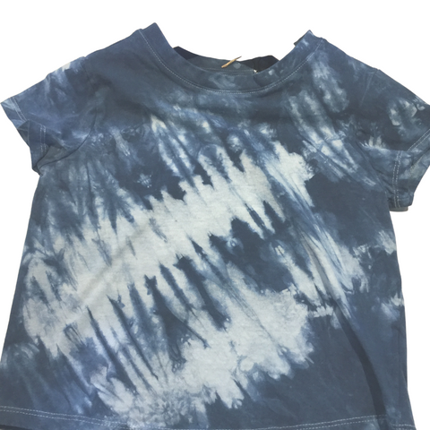 Indi-go-round - Shibori Girls Crop