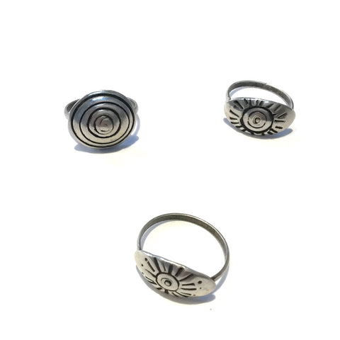 Onehill Designs Silver Rings