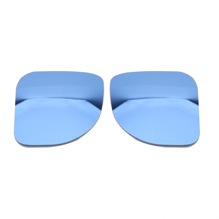 2Pcs 360 Degree Rotary Push Car Rear View Mirror