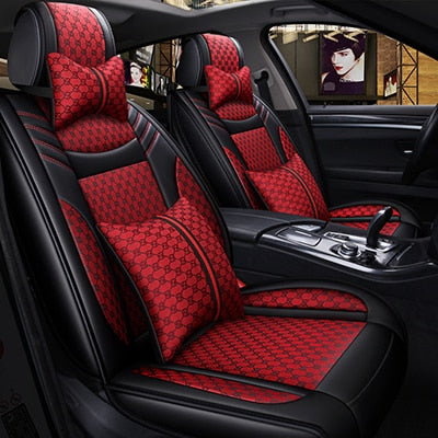 Leather Car Seat Cover