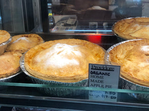 Home Made Apple Pies - Organic
