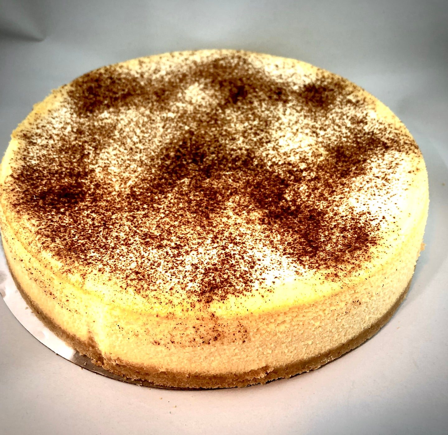 New York Cheesecake - baked