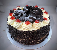 Load image into Gallery viewer, Black Forest Cake - Traditional