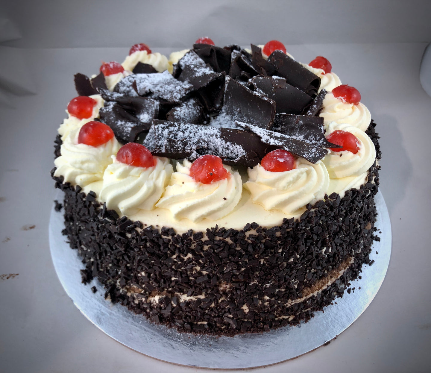 Black Forest Cake - Traditional