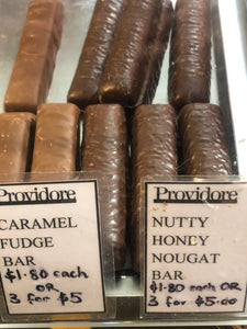 Chocolate Bars- Assorted  $1.80 each or 3 for $5