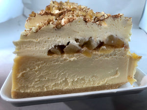 German Apple Cheesecake - Small, Large or slice