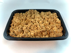 Apple Crumble -Homemade and Organic