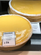 Load image into Gallery viewer, Tangy Lemon Custard Tart