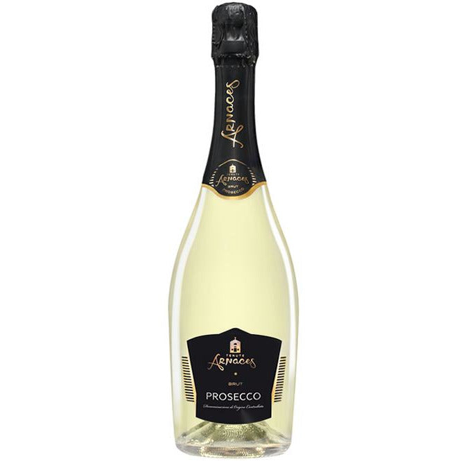 bottle of Campagnola Tenute Arnaces Prosecco sparkling wine