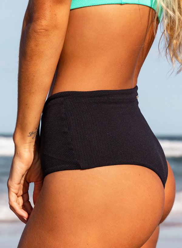 Radiance bottom in Black