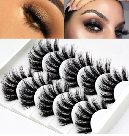 10 Exclusive Pairs of Eye Lashes by MG Cosmetics - dogsavers
