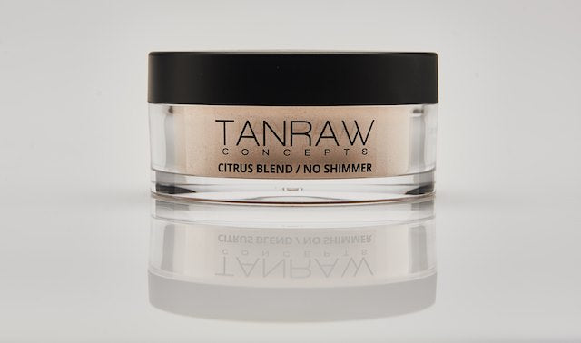 Tan Raw Concepts Citrus Blend/No Shimmer