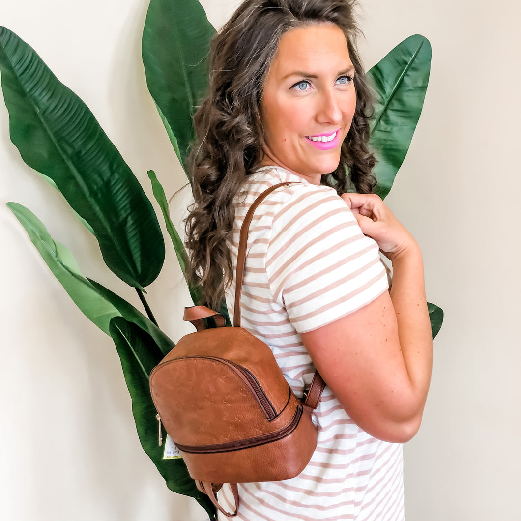 Lyndsay Mini Backpack