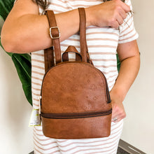 Load image into Gallery viewer, Lyndsay Mini Backpack