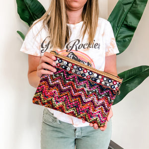 Alexa Clutch Bag