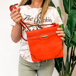 Erin Crossbody - 8 COLORS