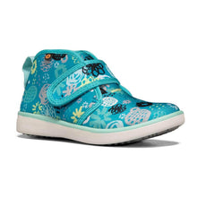 Load image into Gallery viewer, Kicker Mid Garden Party Kids' Slip Ons - 72616K - Elegant Steps