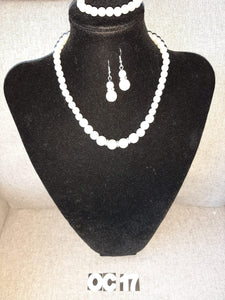 Necklace & Earring Set - OC17