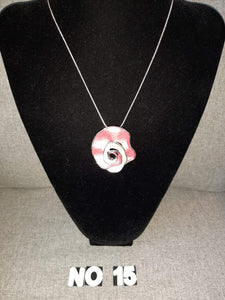 Necklace - NO15 - Elegant Steps