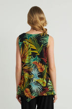 Load image into Gallery viewer, Palm Print Sleeveless Top Style 212122