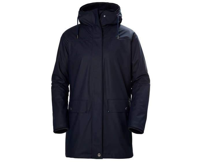 Moss Insulated Coat