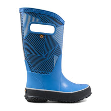 Load image into Gallery viewer, Kid's Rain Boot Geo