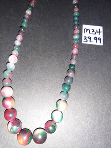 Necklace - M34
